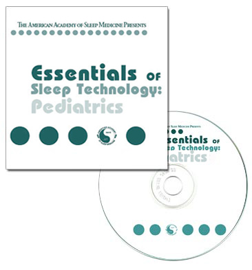 Essentials of Sleep Technology: Pediatrics