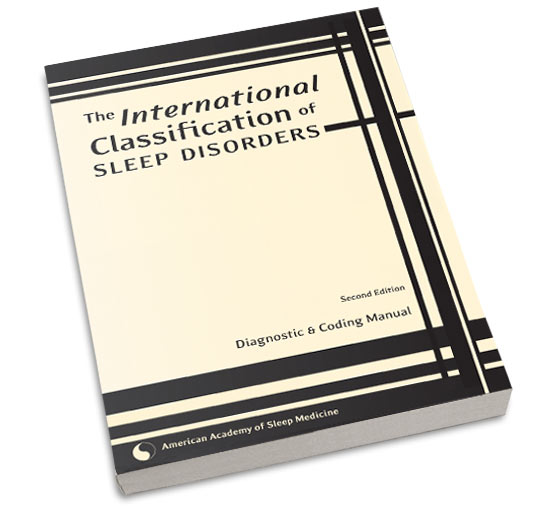 international classification of sleep disorders pdf