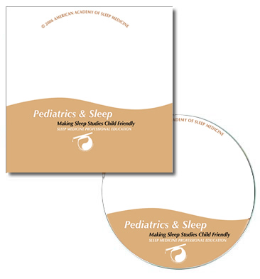 Pediatrics and Sleep: Making Sleep Studies Child Friendly DVD