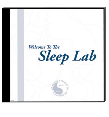 Welcome to the Sleep Lab, DVD