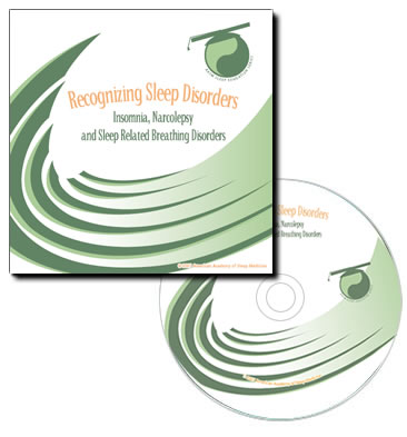Recognizing Sleep Disorders